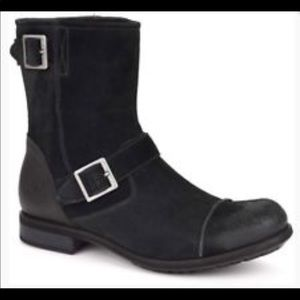 Other - UGG Australia Suede/Leather Motorcycle Boots
